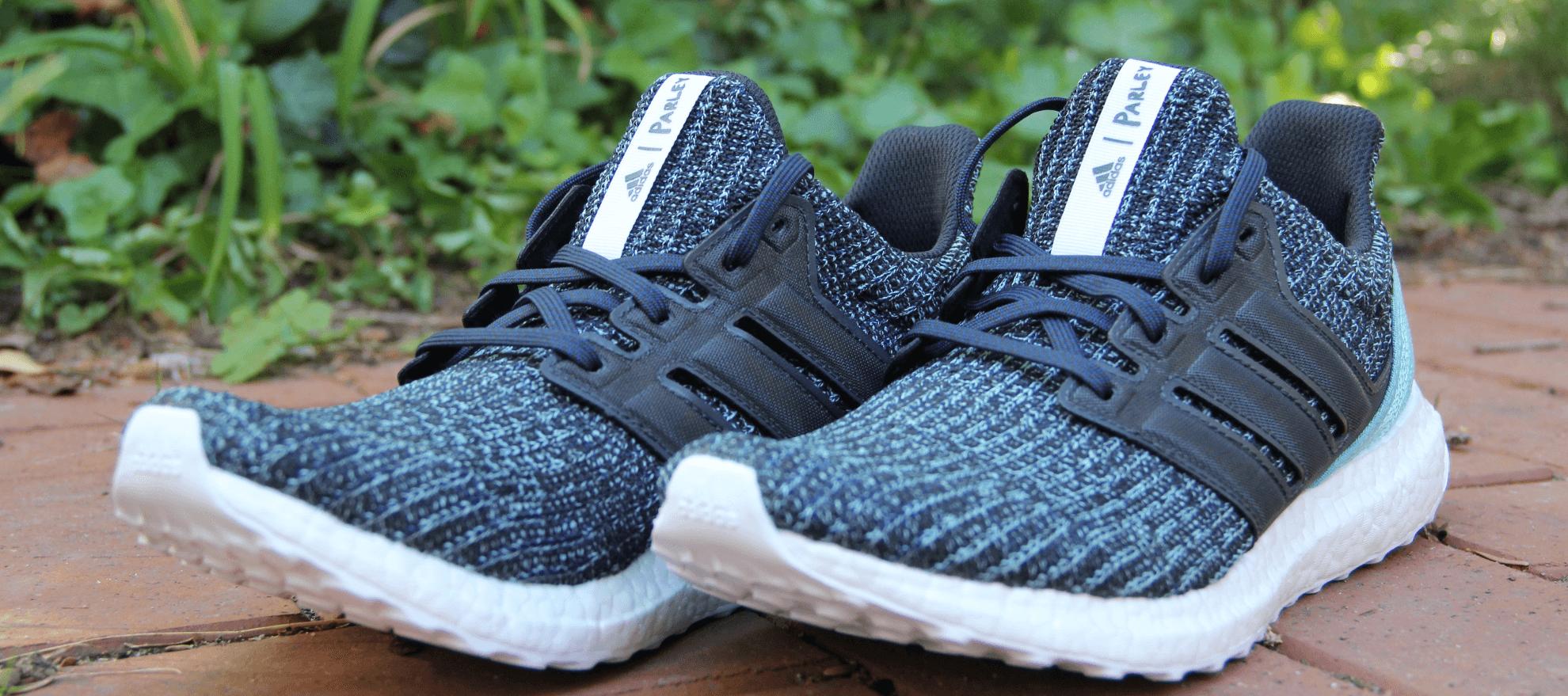 Schuhe Ultraboost Halbsmarten Die Adidas Parley yb76fg